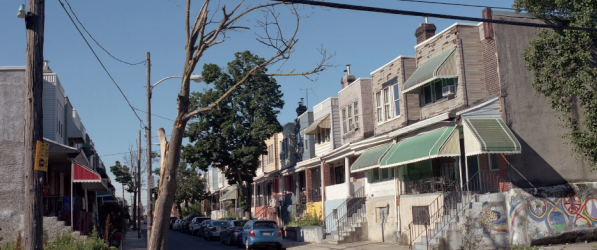 Gray's Ferry, Philadelphia, where an oil refinery adversely impacted residents' health